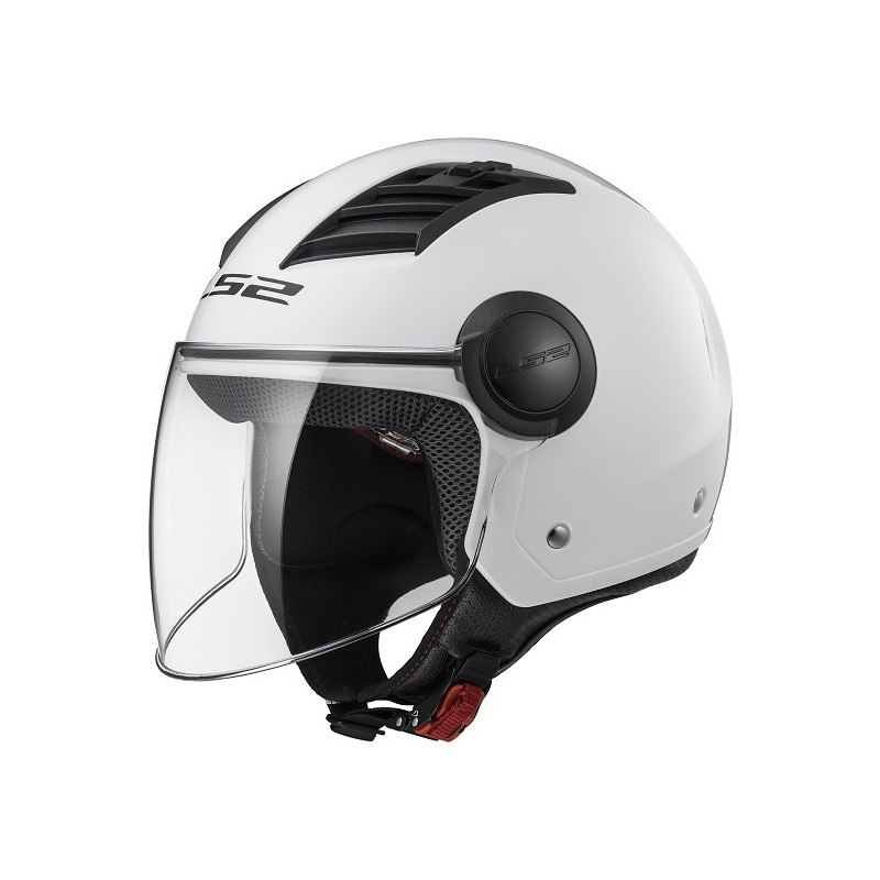 LS2 OF562 Airflow Solid Blanc