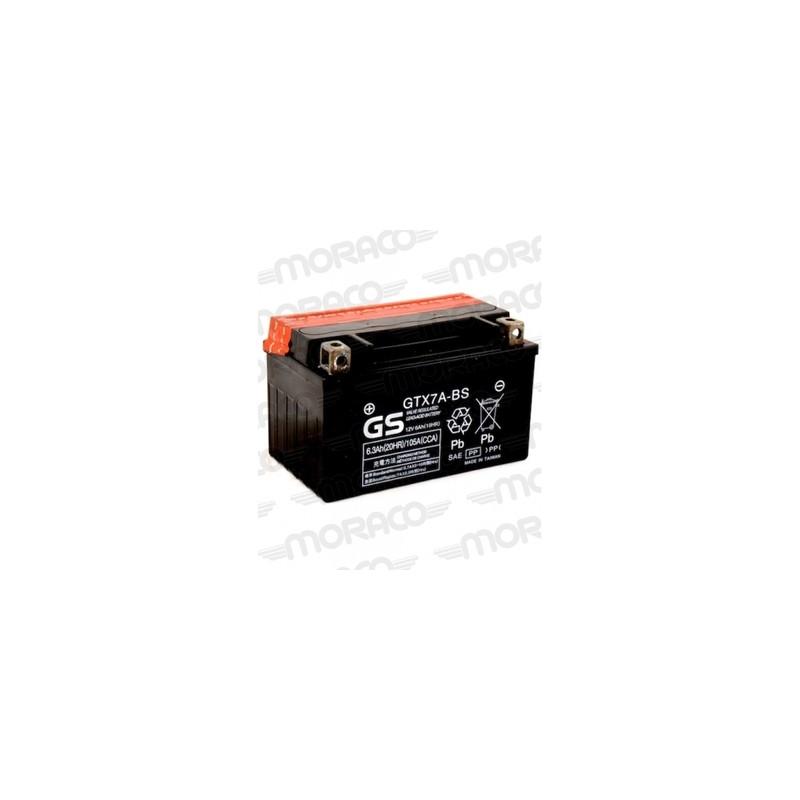 Batterie GTX7A-BS