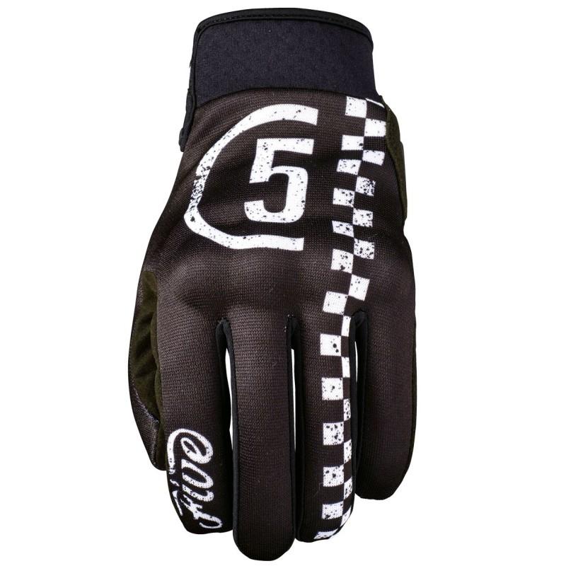 Gants Five Globe Replica noir