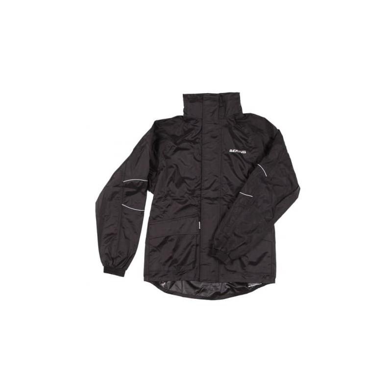 Bering Maniwata Noir - Veste de pluie Motos Live
