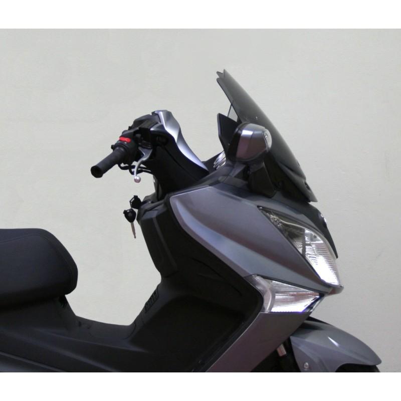 Pare brise sport 43,5cm Sym GTS 2012